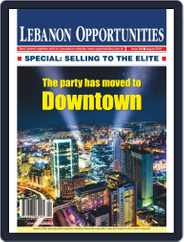 Lebanon Opportunities (Digital) Subscription August 1st, 2019 Issue