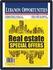 Lebanon Opportunities (Digital) Subscription June 1st, 2019 Issue