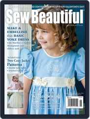 Sew Beautiful (Digital) Subscription November 5th, 2013 Issue