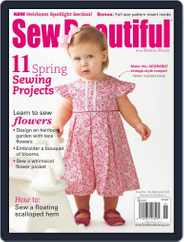 Sew Beautiful (Digital) Subscription April 30th, 2013 Issue