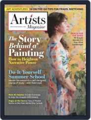 Artists (Digital) Subscription June 1st, 2020 Issue