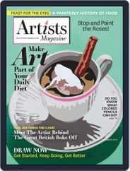 Artists (Digital) Subscription November 1st, 2019 Issue