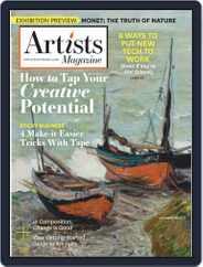 Artists (Digital) Subscription October 1st, 2019 Issue