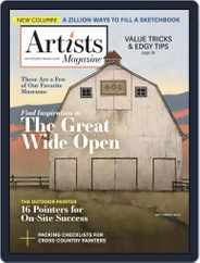 Artists (Digital) Subscription September 1st, 2019 Issue