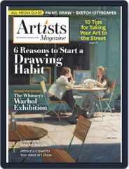 Artists (Digital) Subscription June 1st, 2019 Issue
