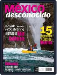 México Desconocido (Digital) Subscription October 1st, 2018 Issue