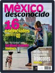 México Desconocido (Digital) Subscription September 1st, 2018 Issue