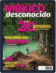 México Desconocido (Digital) Subscription August 1st, 2018 Issue