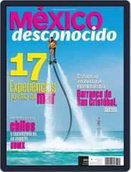 México Desconocido (Digital) Subscription July 1st, 2018 Issue