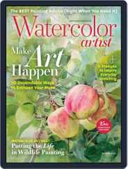 Watercolor Artist (Digital) Subscription October 1st, 2018 Issue