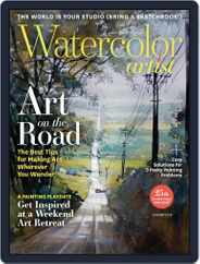 Watercolor Artist (Digital) Subscription August 1st, 2018 Issue
