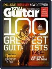 Total Guitar (Digital) Subscription July 1st, 2020 Issue
