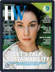 Her World Singapore (Digital) Subscription June 1st, 2020 Issue