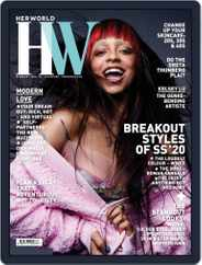 Her World Singapore (Digital) Subscription February 1st, 2020 Issue