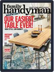 Family Handyman (Digital) Subscription June 1st, 2020 Issue