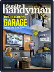 Family Handyman (Digital) Subscription September 1st, 2019 Issue