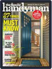 Family Handyman (Digital) Subscription October 1st, 2018 Issue