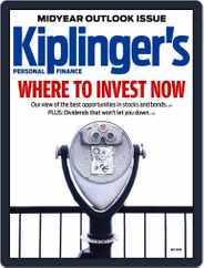Kiplinger's Personal Finance (Digital) Subscription July 1st, 2020 Issue