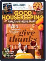 Good Housekeeping (Digital) Subscription November 1st, 2019 Issue