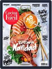 Cocina Fácil (Digital) Subscription December 1st, 2019 Issue