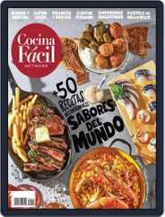 Cocina Fácil (Digital) Subscription October 1st, 2019 Issue