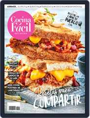 Cocina Fácil (Digital) Subscription July 1st, 2019 Issue