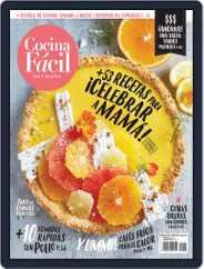 Cocina Fácil (Digital) Subscription May 1st, 2019 Issue