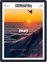 Transworld Snowboarding (Digital) Subscription October 1st, 2018 Issue