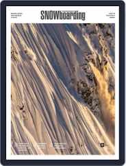 Transworld Snowboarding (Digital) Subscription December 1st, 2017 Issue
