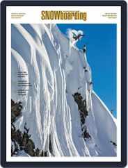 Transworld Snowboarding (Digital) Subscription November 1st, 2017 Issue