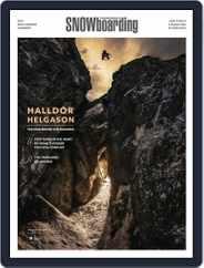 Transworld Snowboarding (Digital) Subscription October 1st, 2017 Issue