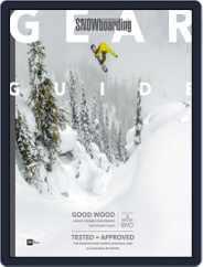 Transworld Snowboarding (Digital) Subscription August 31st, 2017 Issue