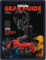 Transworld Snowboarding (Digital) Subscription August 1st, 2015 Issue