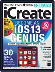 iCreate (Digital) Subscription November 1st, 2019 Issue