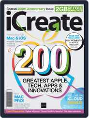 iCreate (Digital) Subscription July 1st, 2019 Issue