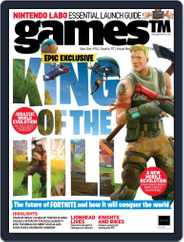 GamesTM (Digital) Subscription July 1st, 2018 Issue