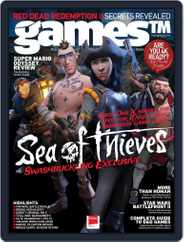 GamesTM (Digital) Subscription January 1st, 2018 Issue