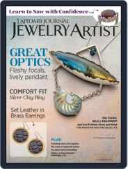Lapidary Journal Jewelry Artist (Digital) Subscription September 1st, 2019 Issue