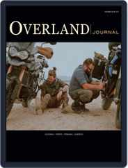 Overland Journal (Digital) Subscription May 1st, 2018 Issue