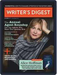 Writer's Digest (Digital) Subscription October 1st, 2019 Issue