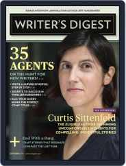 Writer's Digest (Digital) Subscription October 1st, 2018 Issue