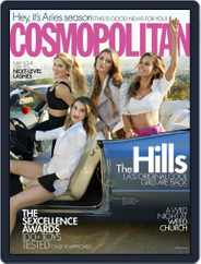 Cosmopolitan (Digital) Subscription April 1st, 2019 Issue