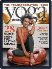 Yoga Journal (Digital) Subscription September 1st, 2019 Issue