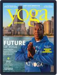 Yoga Journal (Digital) Subscription October 1st, 2018 Issue