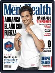 Men's Health  México (Digital) Subscription January 1st, 2020 Issue