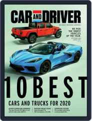 Car and Driver (Digital) Subscription January 1st, 2020 Issue