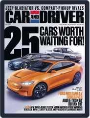 Car and Driver (Digital) Subscription May 1st, 2019 Issue