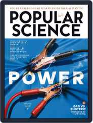 Popular Science (Digital) Subscription January 1st, 2018 Issue
