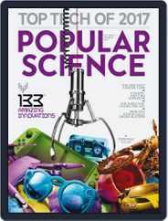 Popular Science (Digital) Subscription November 1st, 2017 Issue