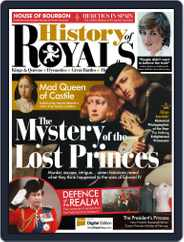 History Of Royals (Digital) Subscription August 1st, 2017 Issue
